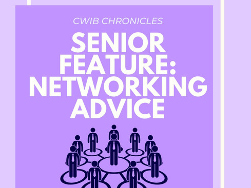 Senior Feature: Networking Advice