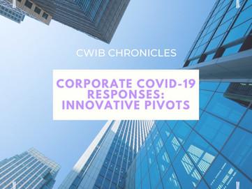 Corporate COVID Response: Innovative Pivots