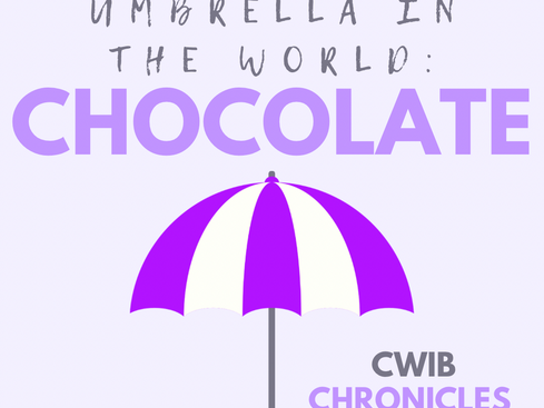The Greatest Umbrella in the World: Chocolate