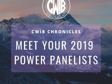 Meet Your 2019 Power Panelists!