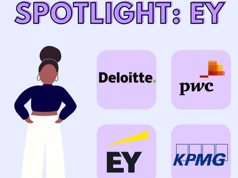 Sponsor Spotlight: EY