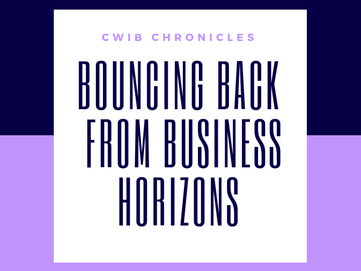 Bouncing Back from Business Horizons