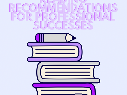 It's in a Book: Reading Recommendations for Professional Success