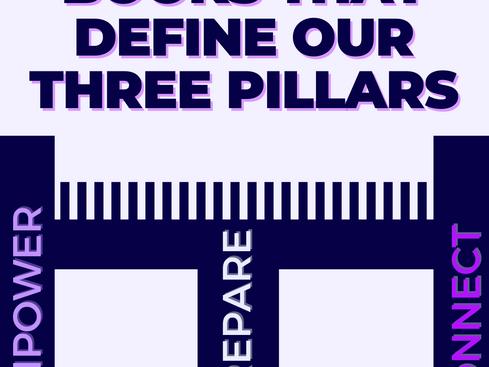 Books That Define Our Three Pillars