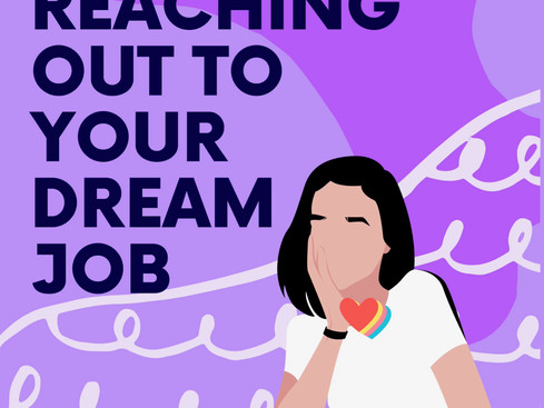 Reaching Out to Your Dream Job