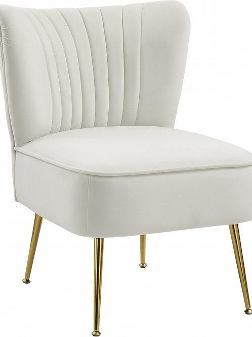Tess Velvet Accent Chair