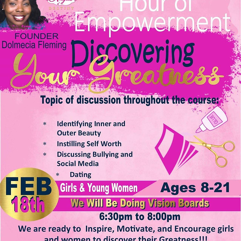 Hour of Empowerment