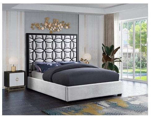 Taj Velvet Bed (King)