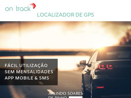PROTEJA OS SEUS VEÍCULOS COM O LOCALIZADOR GPS ON TRACK!