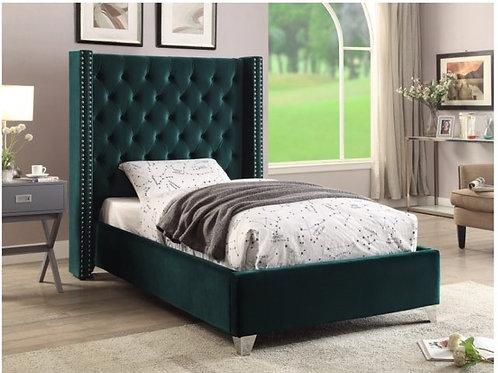 Aiden Linen Bed