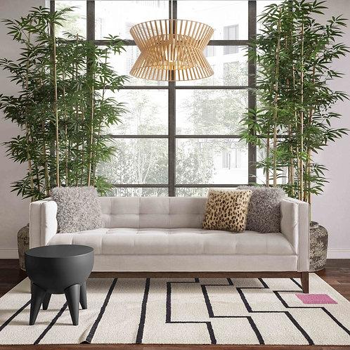 Gavin Linen Sofa