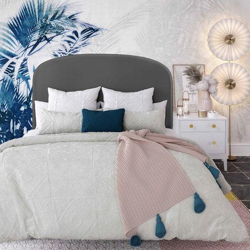 Vivi Velvet Bed (King)