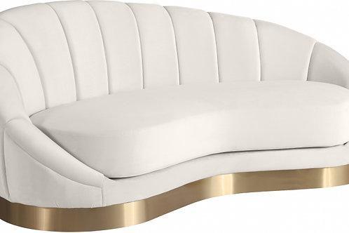 Shelly Velvet Chair