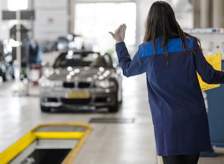 Inspeção automóvel com regras mais apertadas a partir de Novembro!