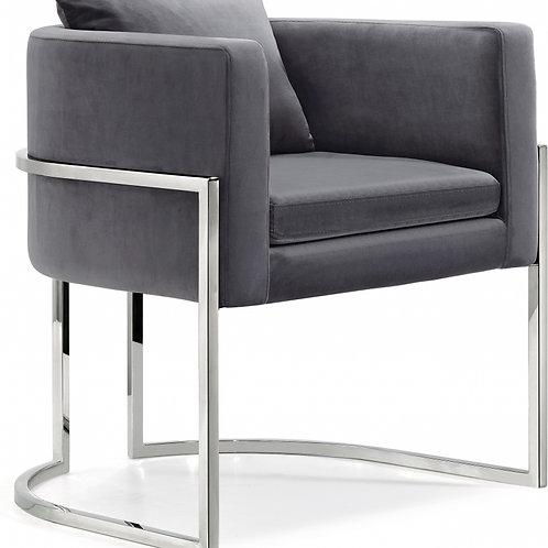Pippa Velvet Accent Chair