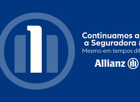 A ARLINDO SOARES DE PINHO JÁ É UMA OFICINA REDE ALLIANZ!