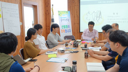 산림청 '마을주민과 함께 하는 소각산불 줄이기' 공공서비스 디자인