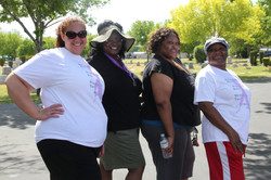 Silent Whispers 1st annual Walk