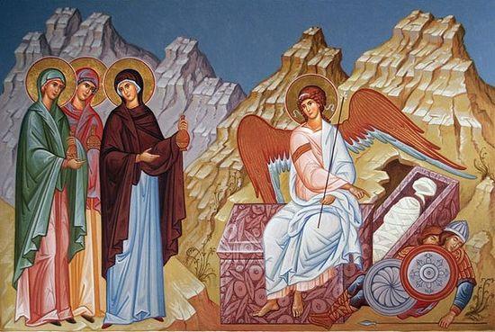 Православный женский день, День Жен-мироносиц