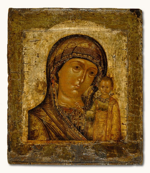 Явление иконы Пресвятой Богородицы во граде Казани