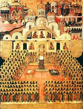 Первая неделя Великого Поста. Торжество Православия