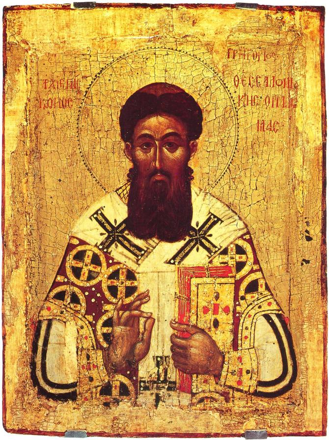 Беседа святителя Григория Паламы, архиепископа Фессалоникийского , на Преображение