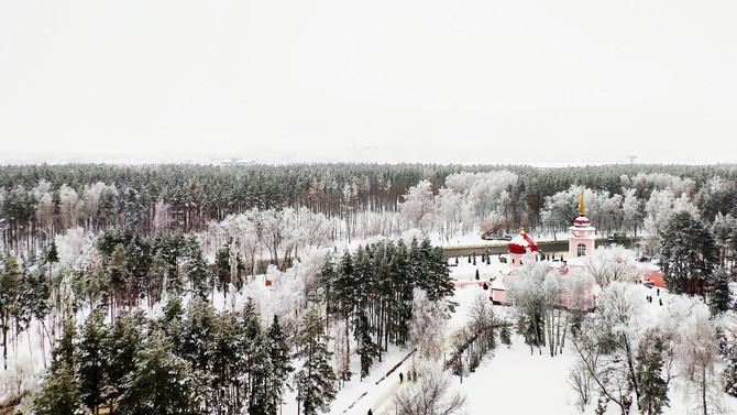 Зимние красоты