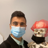 Dr Nick and Patient