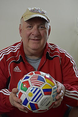 LEW FREIMARK WORLD CUP BALL.jpg