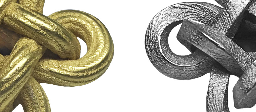 CRAYON CHICK - 3D PRINTED NECKLACES