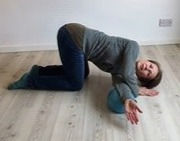 upperback stretch
