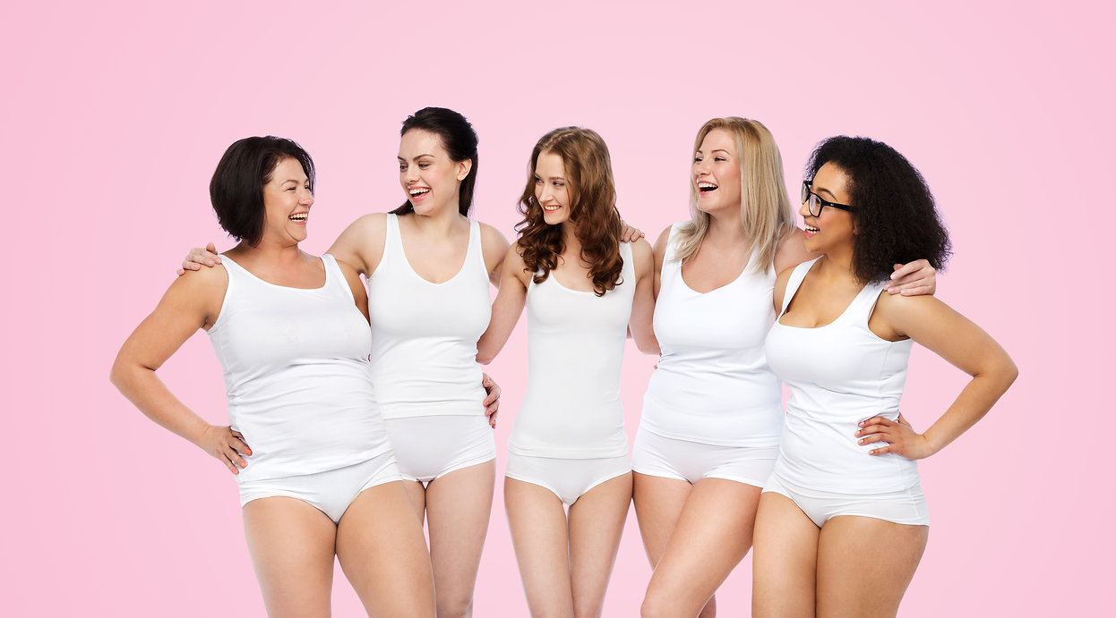 friendship, beauty, body positive and pe