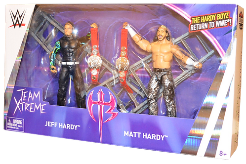 Team Xtreme - Hardy Boyz Elite 2-Pack