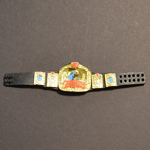 Mattel WWF European Belt