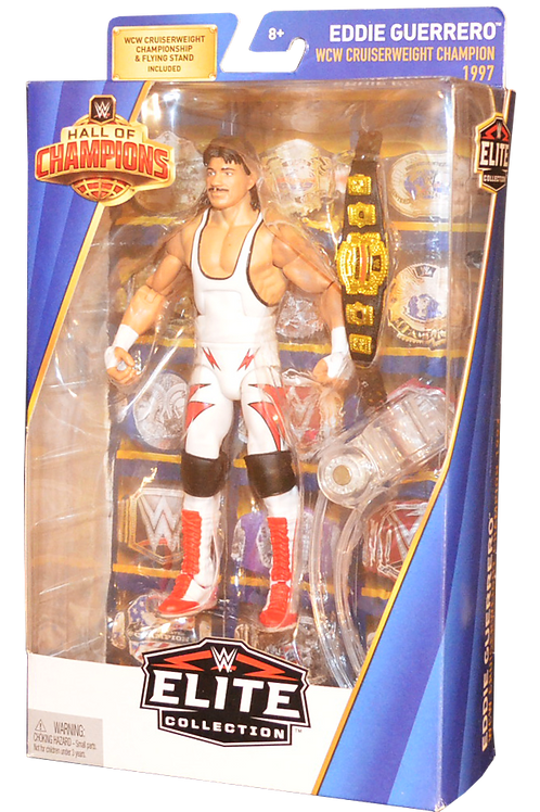 Eddie Guerrero Hall of Champions Elite Target Exclusive