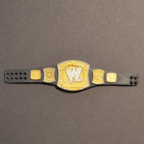 Mattel WWE Spinner Belt