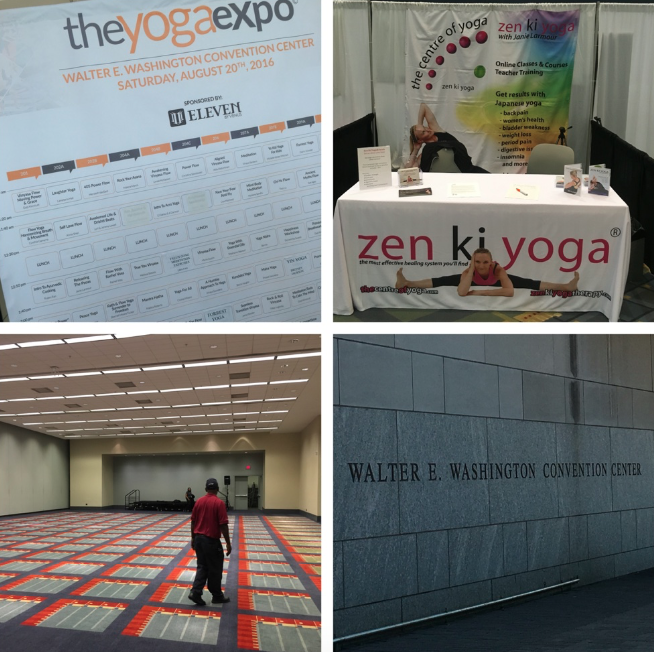 The Yoga Expo, DC