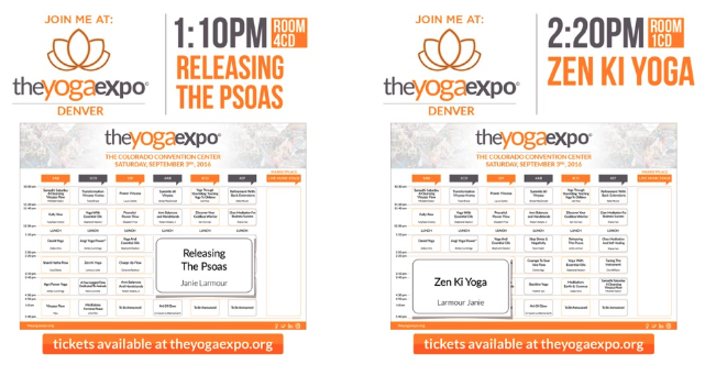 The Yoga Expo,