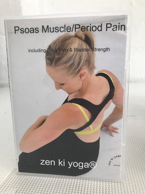 Psoas Release/Period Pain
