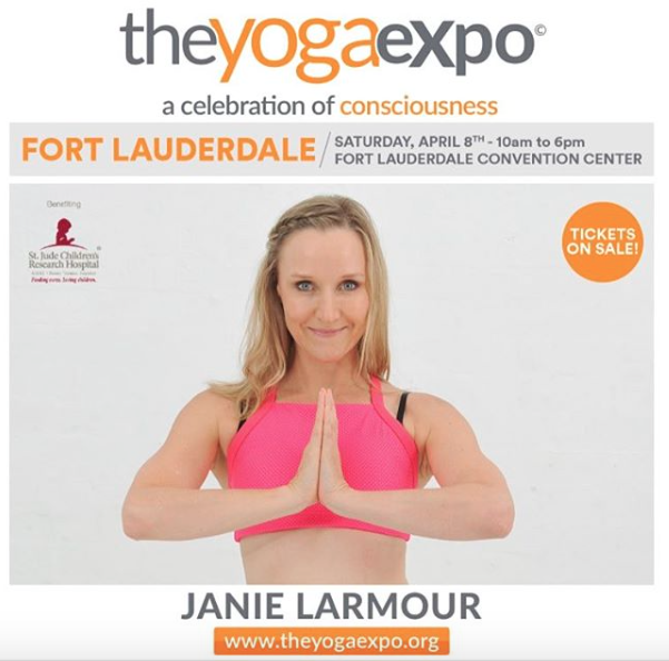 The Yoga Expo, Fort Lauderdale, USA