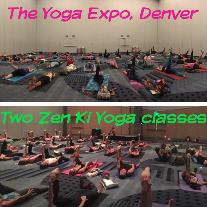 The Yoga Expo, Denver