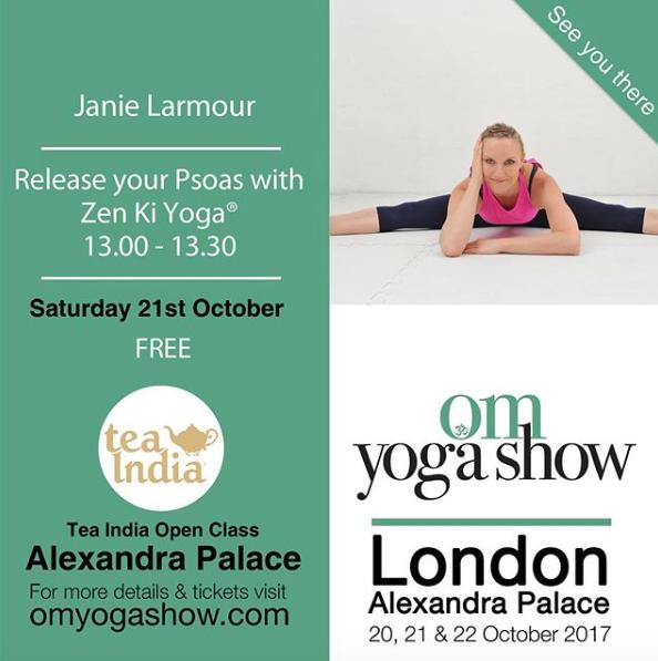 OM Yoga Show, London