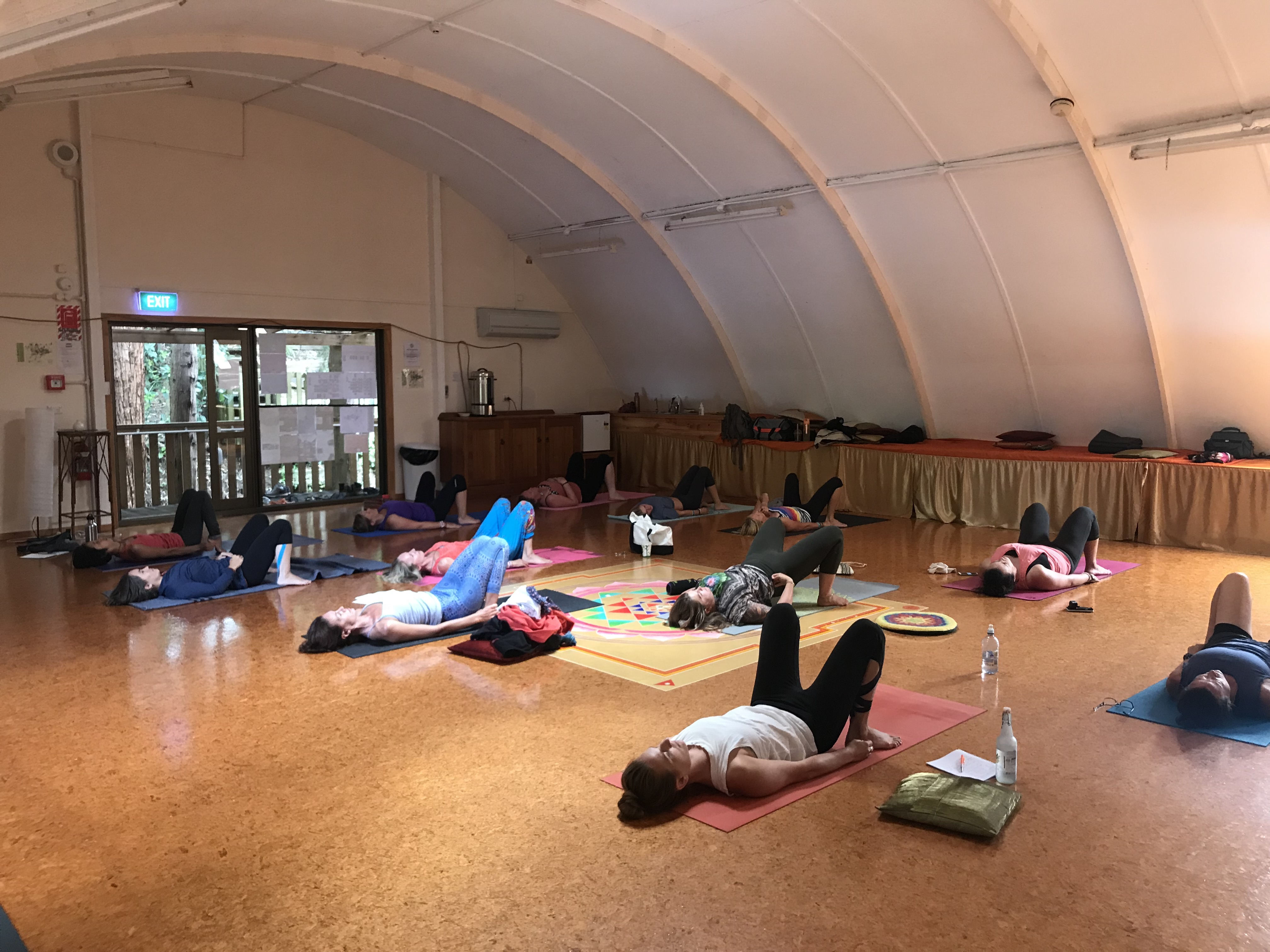 Int. Yoga Festival