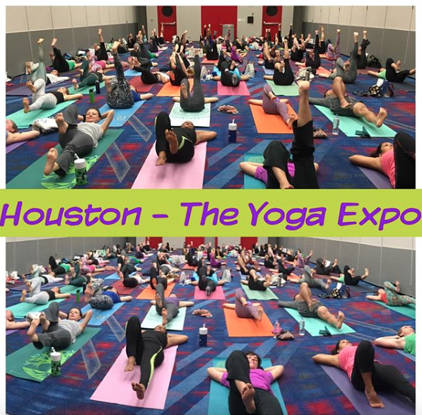 The Yoga Expo, Houston, Texas