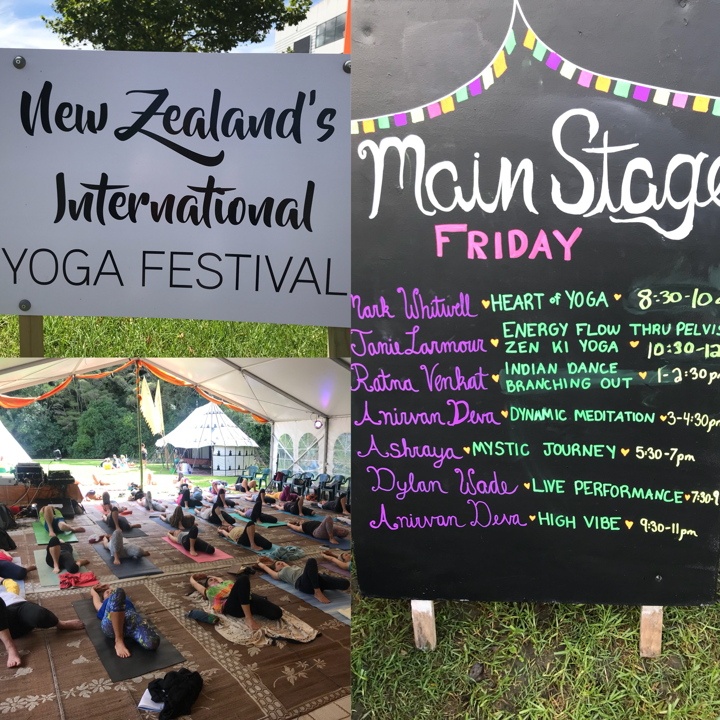 International Yoga Festival Auckland