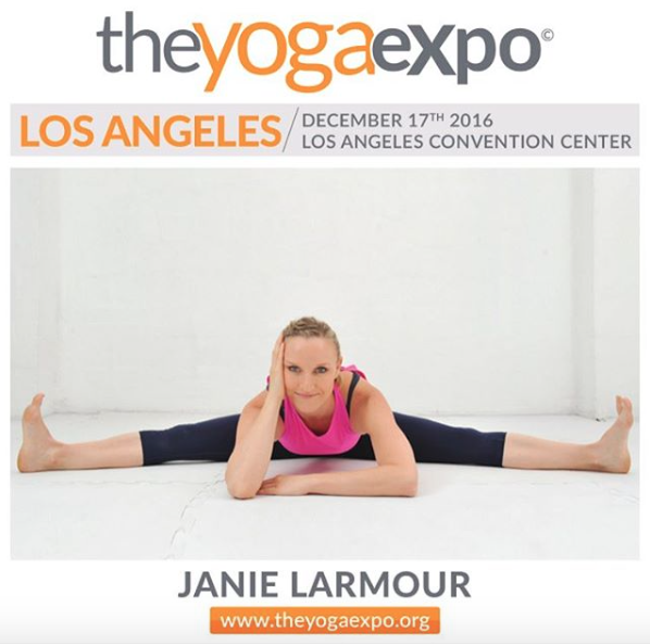 The Yoga Expo, Los Angeles