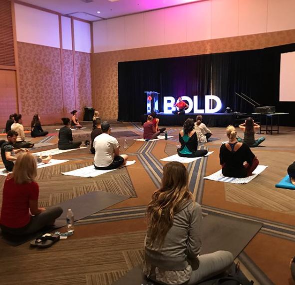BOLD MindBody Conference, San Diego