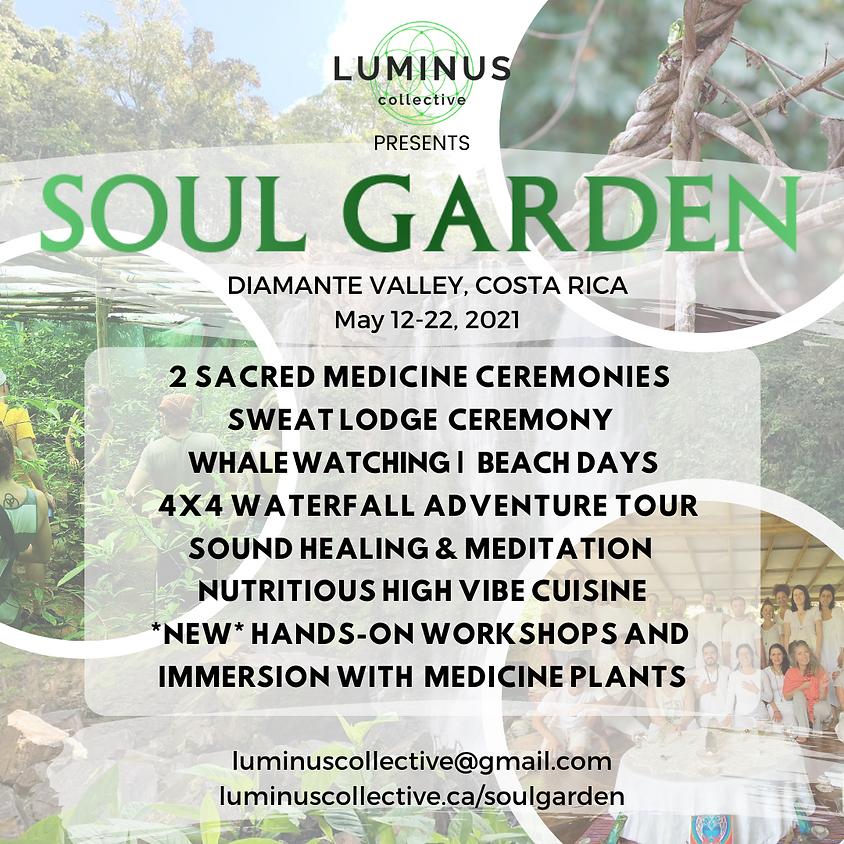 Soul Garden Costa Rica Medicine Plant Immersive Retreat