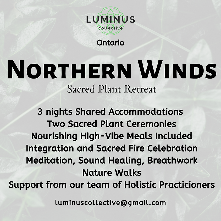 Northern Winds  (Second Weekend) SOLD OUT