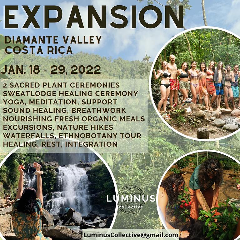 Expansion 2022